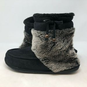 Mukluk Slipper Boots Size XL 11-12 faux fur